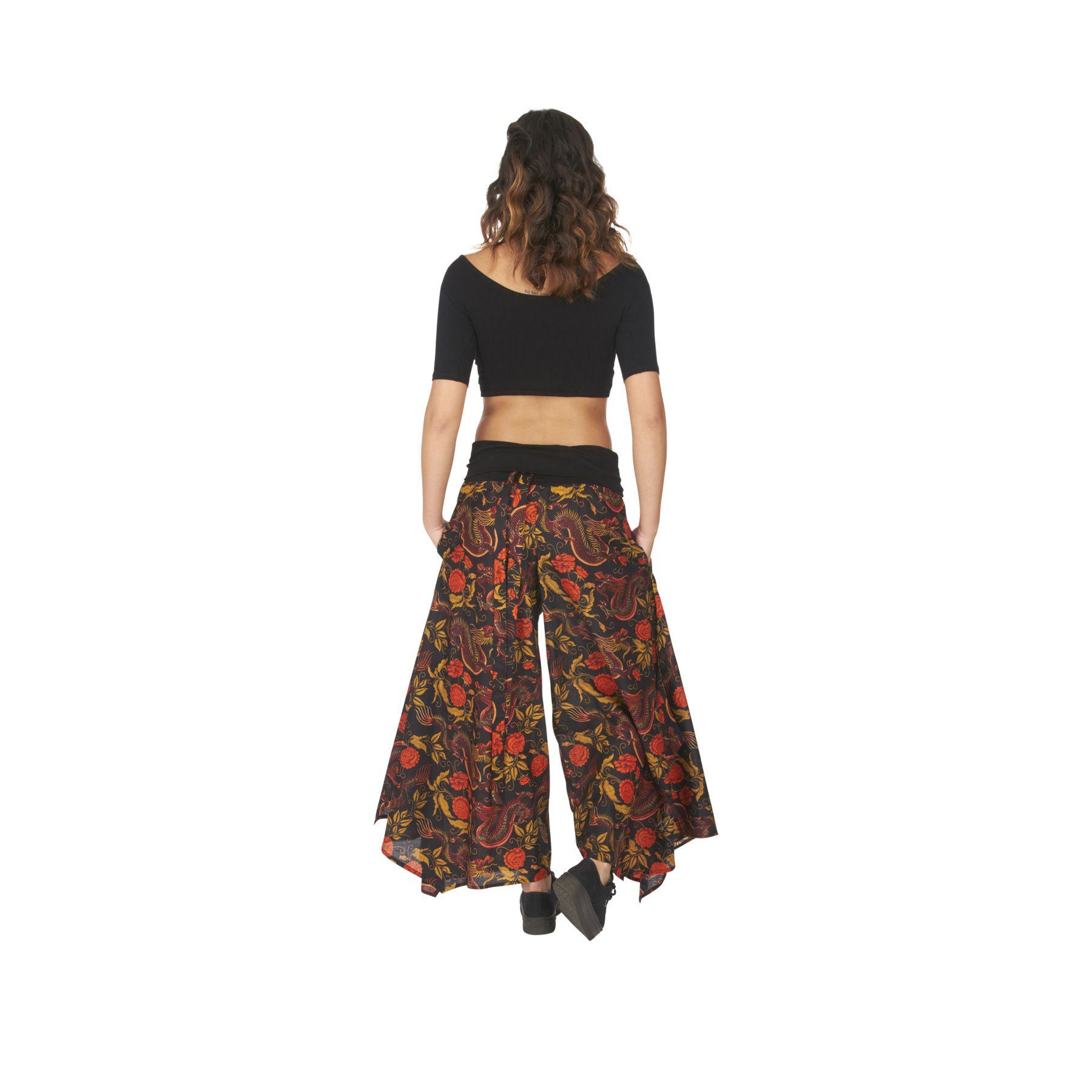 Pantalon femme large Eva 319807