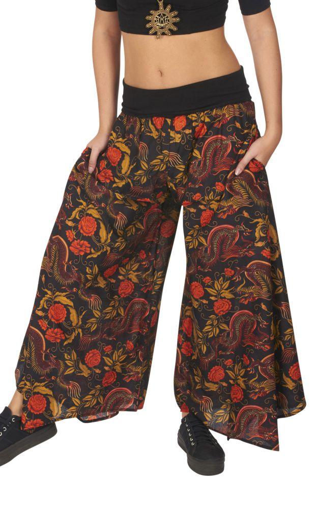 Pantalon femme large Eva 319811