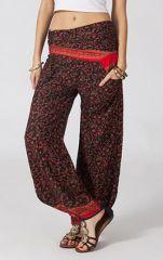 Pantalon femme original et ethnique Céleste 287057