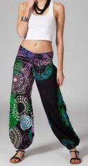 Pantalon femme pas cher ethnique Cyprien 269871