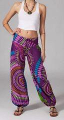 Pantalon femme pas cher ethnique Jérémy 269846