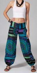 Pantalon femme pas cher ethnique Loucka 269860