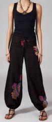 Pantalon femme pas cher ethnique Primael 269855