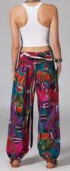 Pantalon femme pas cher ethnique Rafael