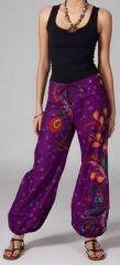 Pantalon femme pas cher ethnique Steeve 269858