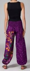 Pantalon femme pas cher ethnique Steeve