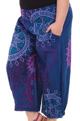 Pantalon femme pas cher grande taille Loti 281782