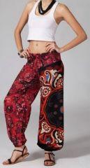 Pantalon femme pas cher imprimé Esteban 269896