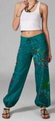 Pantalon femme pas cher imprimé Loic 269893