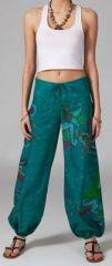 Pantalon femme pas cher imprimé Loic 269895