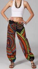 Pantalon femme pas cher imprimé Marc 269890