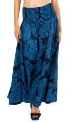 Pantalon femme polyester à taille élastiquée Jasmin