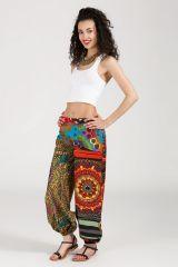 Pantalon Femme pour l\'été agréable et fluide Valérie