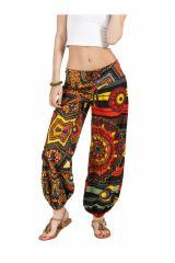 Pantalon Femme pour l'été avec une taille élastiquée Dorna 315485