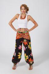 Pantalon Femme pour l\'été coupe ample et originale Betty