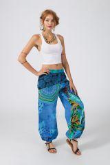 Pantalon Femme pour l\'été en coton fin et léger Louana