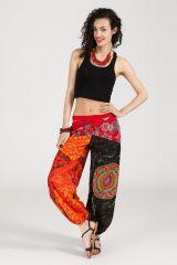 Pantalon Femme pour l\'été en coton souple et fluide Filou