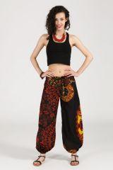 Pantalon Femme pour l\'été original en coton léger Milly