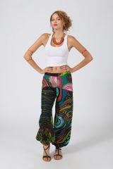 Pantalon Femme pour l\'été style ethnique tendance Julie