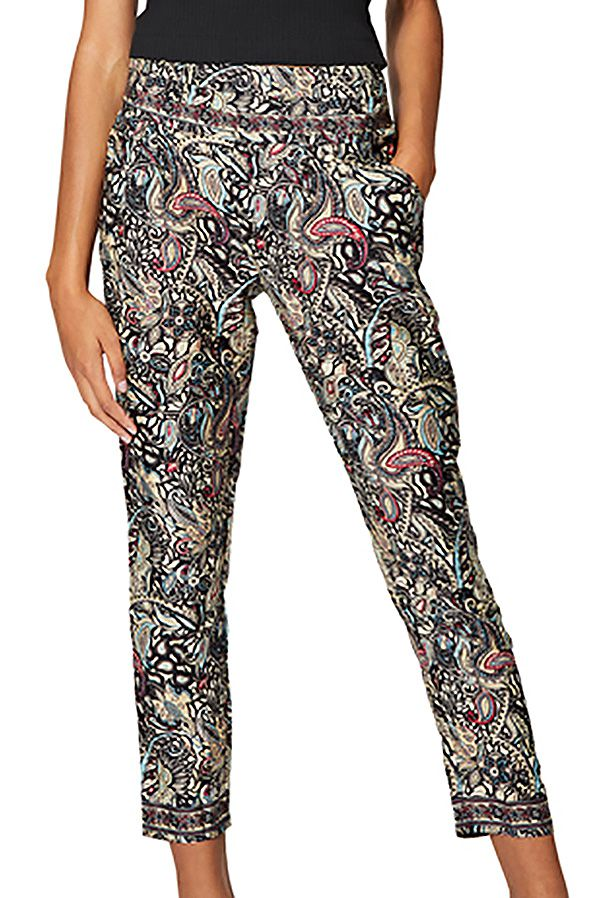 Pantalon femme taille haute chic et original Maximus 327175