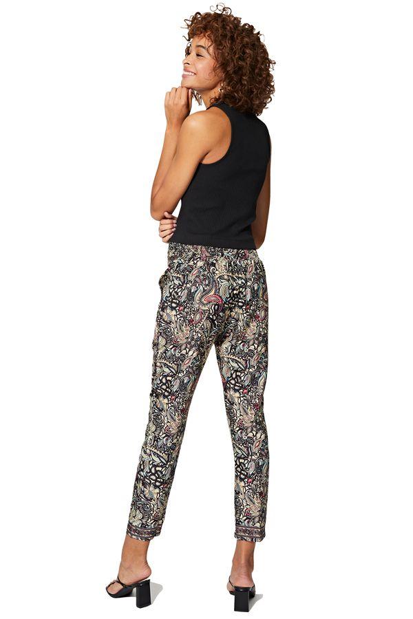 Pantalon femme taille haute chic et original Maximus 327177