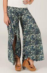 Pantalon femme Très Original et Fluide Antoine Bleu 284577