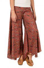 Pantalon femme Très Original et Fluide Antoine Corail 284587