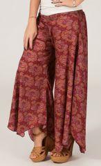 Pantalon femme Très Original et Fluide Antoine Framboise 284585