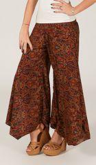 Pantalon femme Très Original et Fluide Antoine Rouille 284579