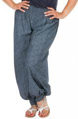 Pantalon fluide et léger pour femme grande taille Linia 306636
