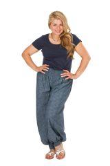 Pantalon fluide et léger pour femme grande taille Linia 306637