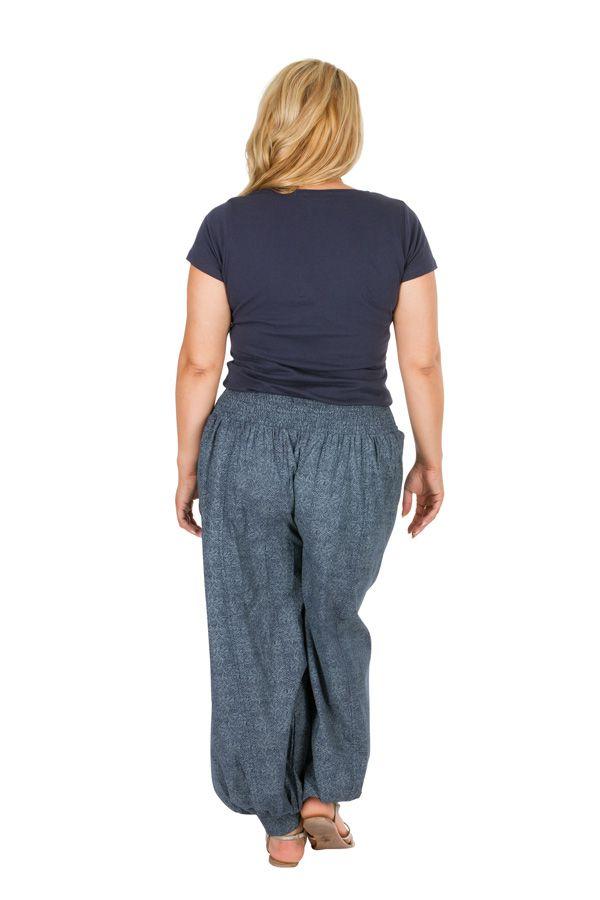 Pantalon fluide et léger pour femme grande taille Linia 306638
