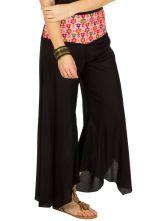 Pantalon fluide style hippie coupe asymétrique Arastou 293070