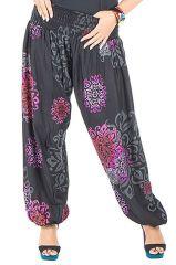 Pantalon grande taille  féminin avec coupe bouffante Galla 295089