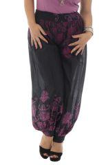 Pantalon grande taille coupe bouffante léger Kara 291918