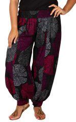 Pantalon grande taille de plage pour femme Mado 306639