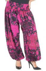 Pantalon grande taille original et agréable Galla 295137