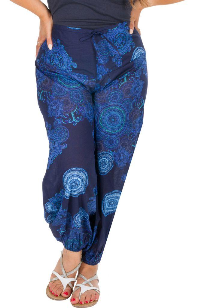 Pantalon grande taille pour l'été et la détente Gwendal 309750