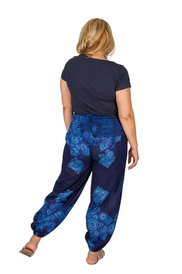 Pantalon grande taille pour l'été et la détente Gwendal 309752