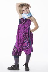 Pantalon imprimé style sarouel original pour enfant 286172