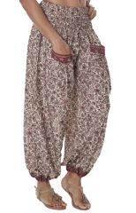 Pantalon indien bouffant Bollywood 282819