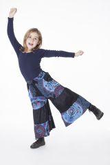 Pantalon large et original pour fille 3-10ans imprimés Lorie 286516