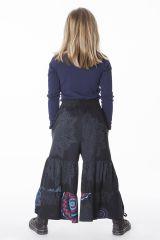 Pantalon large et original pour fille 3-10ans imprimés Lorie 286517