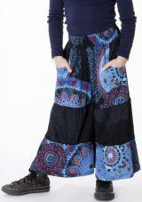 Pantalon large et original pour fille 3-10ans imprimés Lorie 286952