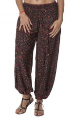 Pantalon large ethnique et original Bollywood 283020