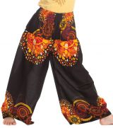 Pantalon Large pour enfant Coloré et Fantaisie Buck Noir 279930