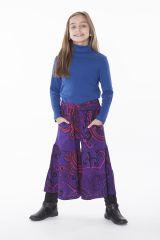 Pantalon large spécial fille original et tendance Lorie 286525