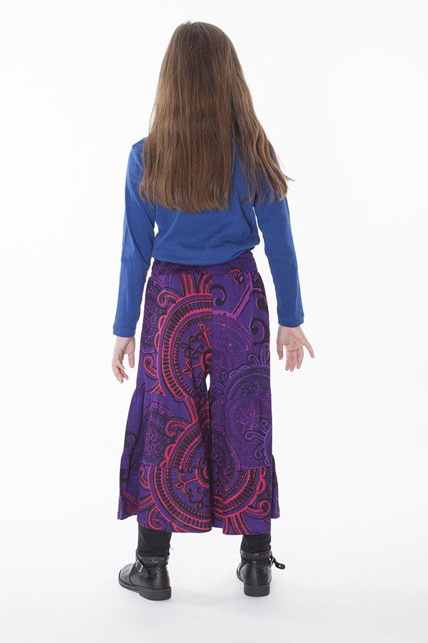 Pantalon large spécial fille original et tendance Lorie 286526