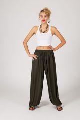 pantalon léger avec effet bouffant et élastique à la taille Salla 288973