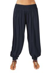 Pantalon Marine Aladin pour femme Grande taille Edena 283784